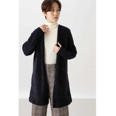 【ヒューマンウーマン/HUMAN WOMAN】 トイプー起毛コート