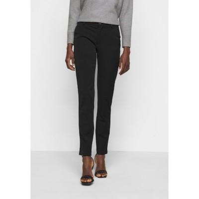 オンリー トール カジュアルパンツ レディース ボトムス ONLEMILY VELMA PANT - Trousers - black