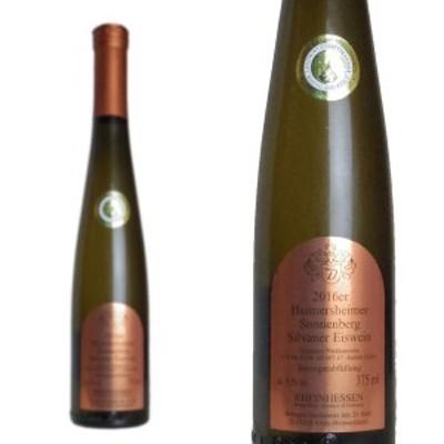 ハイマースハイマー ゾンネンベルク シルヴァーナー アイスワイン 2018年 ハインフリート・デクスハイマー 375ml (ドイツ 白ワイン)