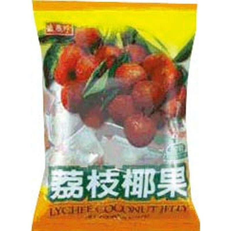 盛香珍荔枝蒟蒻小椰果