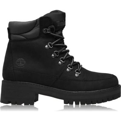 ティンバーランド Timberland レディース ブーツ シューズ・靴 Crmyer Boots Black