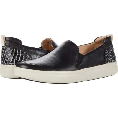 バイオニック VIONIC レディース スニーカー シューズ・靴 Penelope Black/White