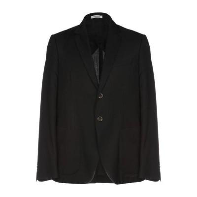 RAPHIA テーラードジャケット ファッション  メンズファッション  ジャケット  テーラード、ブレザー ブラック