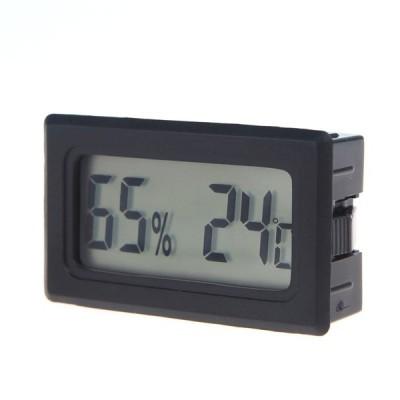 KKmoon   ミニデジタルLCD湿度温度計 温度計湿度計  屋内用