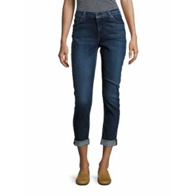 ハドソン レディース パンツ デニム Tally Cropped Skinny Jeans