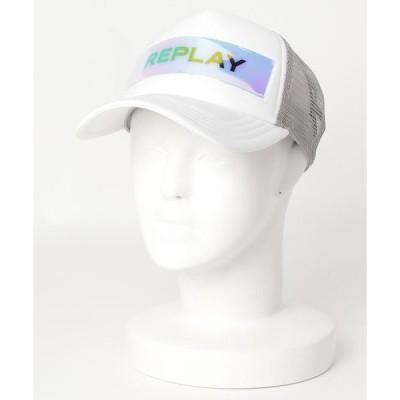 帽子 キャップ ネオプレーン メッシュCAP