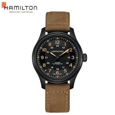 ハミルトン カーキ フィールド チタニウム H70665533 自動巻 メンズ腕時計 HAMILTON 正規品