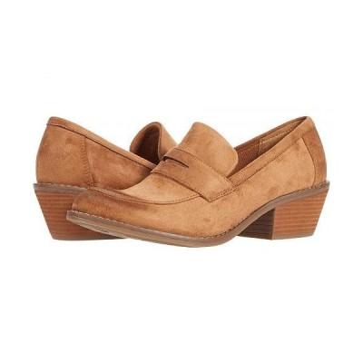 EuroSoft ユーロソフト レディース 女性用 シューズ 靴 ローファー ボートシューズ Abbott - Luggage