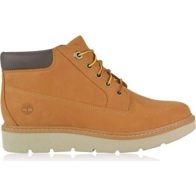 ティンバーランド TIMBERLAND レディース ブーツ シューズ・靴 kenni nel boots Wheat