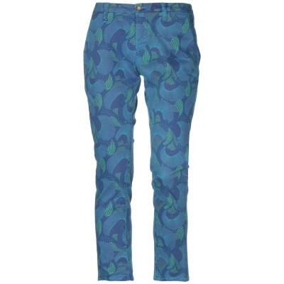 トゥルーニューヨーク TRUE NYC® パンツ ブルー 28 コットン 98% / ポリウレタン® 2% パンツ