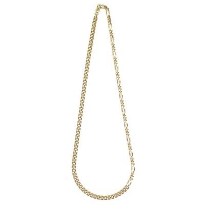 EPHEMERAL エフェメラル switching chain necklace (gold) スイッチングチェーンネックレス