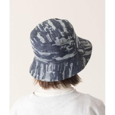 UNE MANSION / リバーシブルデニムバケットハット WOMEN 帽子 > ハット