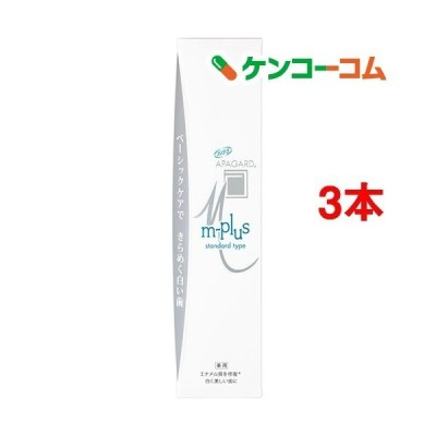 アパガード Mプラス ( 60g*3本セット )/ アパガード