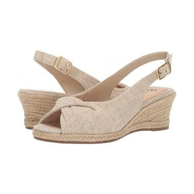 Bella-Vita ベラヴィータ レディース 女性用 シューズ 靴 ヒール Sylvie II - Natural Linen