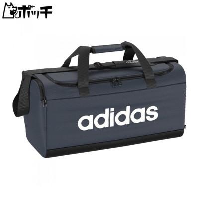 アディダス LINEAR ダッフルバッグ M 60205 GN2039クルーネイビー/ブラック/ホワイト adidas ユニセックス