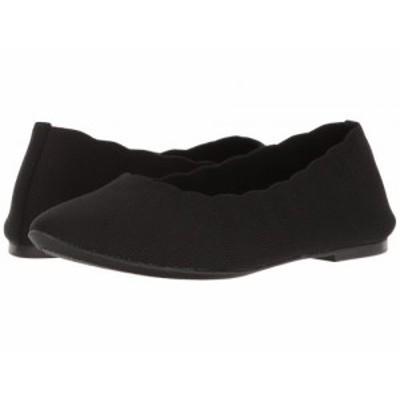 SKECHERS スケッチャーズ レディース 女性用 シューズ 靴 フラット Cleo Bewitch Black【送料無料】