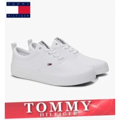 トミーヒルフィガー スニーカー シューズ メンズ クラシック ロゴ フラッグ 靴 新作 TOMMY