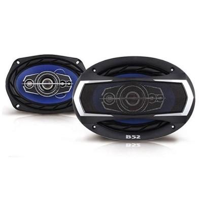 全国送料無料 カー用品 オーディオ B52CarAudio WA 9312 5 方法車スピーカーx 96 マックス パワー (700 w)