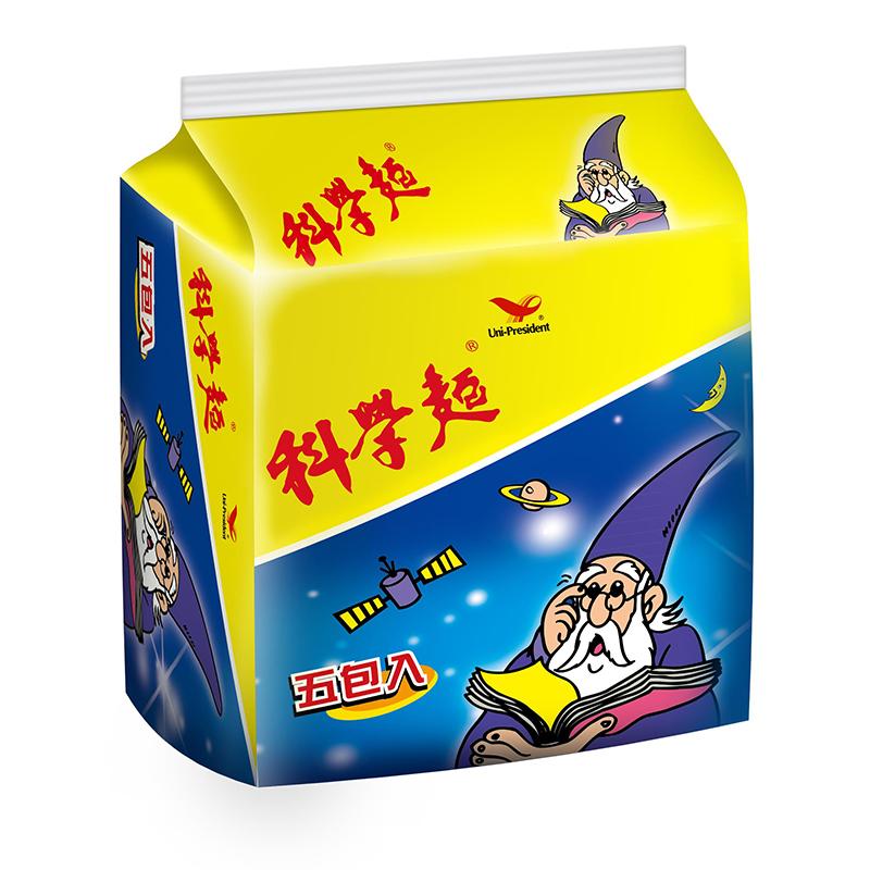 科學麵-原味(包)40g
