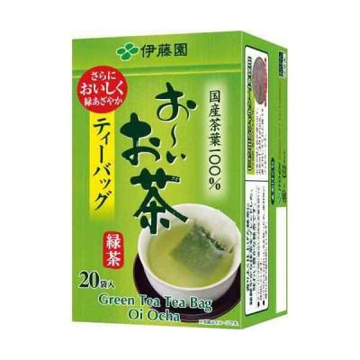 伊藤園 おーいお茶ティーバッグ 抹茶入り緑茶 22袋入