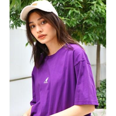 THE SHOP TK / 【01(S)WEB限定サイズ】KANGOL別注バックプリントTシャツ MEN トップス > Tシャツ/カットソー