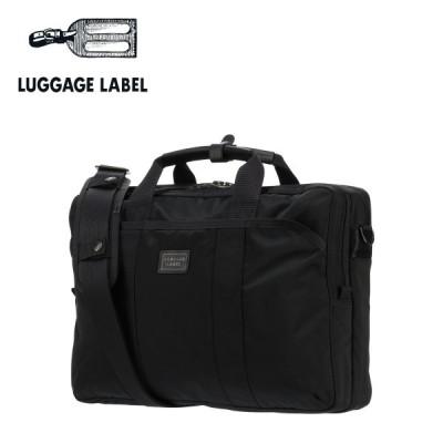 吉田カバン ラゲッジレーベル ゾーン ビジネスバッグ 2WAY B4 メンズ 日本製 973-05752 LUGGAGE LABEL ZONE ポーター ブリーフケース 軽量 [PO10]