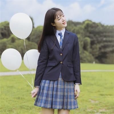 セーラー服 レディース 学生制服 上下セット スーツ 大人気 可愛い 入学式 大きいサイズ プリーツスカート 学園祭 春夏