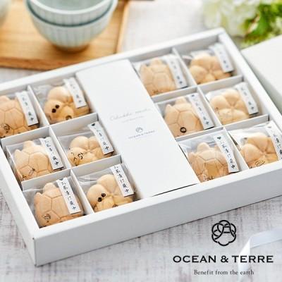 引き出物 結婚式 内祝い OCEAN&TERRE お茶漬け最中セット(12個)/ 引出物 出産 結婚 内祝い *z-Y-ot-A031*