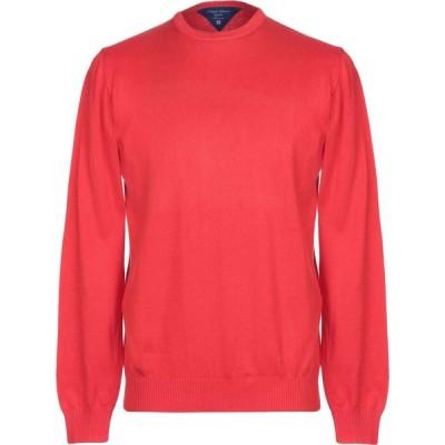 フィロッポロベールチ FILIPPO RIBERTI メンズ ニット・セーター トップス sweater Red