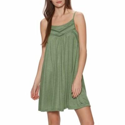 ロキシー Roxy レディース ワンピース ワンピース・ドレス rare feeling dress Vineyard Green