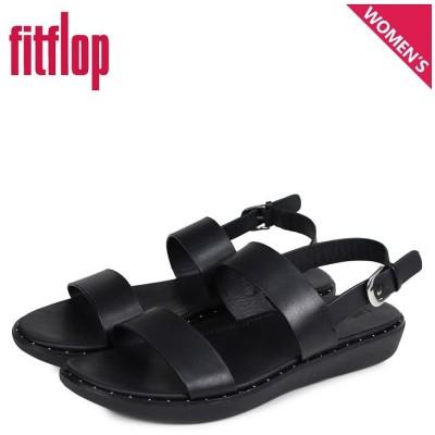 (FITFLOP/フィットフロップ)FitFlop フィットフロップ サンダル ストラップサンダル バーラ レディース BARRA ブラック 黒 R89/レディース ブラック