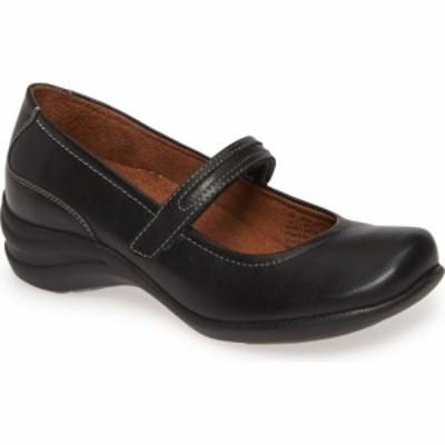 ハッシュパピー HUSH PUPPIES レディース シューズ・靴 Epic Mary Jane Black Leather