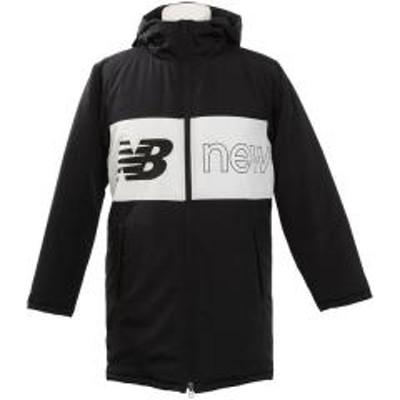 New Balance(ニューバランス)(セール)(送料無料)New Balance(ニューバランス)サッカー ウインド 中綿ハーフジャケット JMJF0458BK メンズ ブラック
