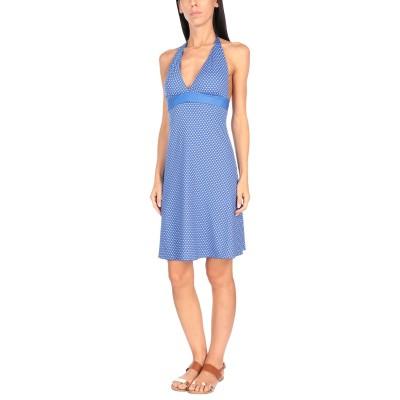 MARGARITA ビーチドレス ブルー XL ナイロン 80% / ポリウレタン 20% ビーチドレス