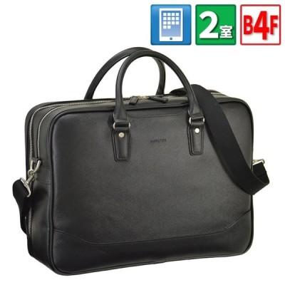 ビジネスバッグ hirano ブリーフケース 通勤 出張 HAMILTON ハミルトン ブランド 軽量 レザー 紳士 男性用 鞄 メンズ 送料無料
