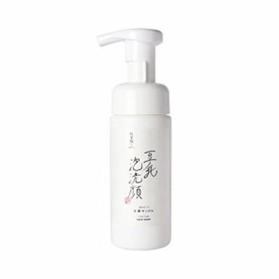 豆腐の盛田屋 豆乳泡洗顔 自然生活 150ml