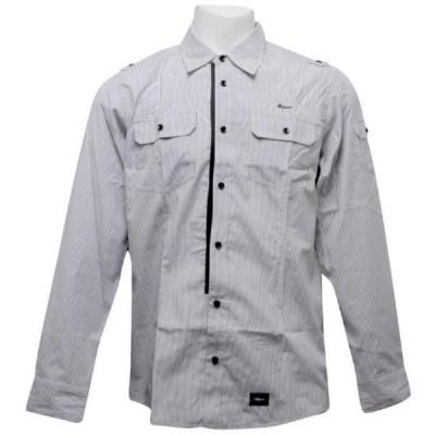 オリスー ユニセックス 服  Orisue Javerton Long Sleeve Woven Shirt (black)