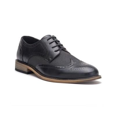 エックスレイ ドレスシューズ シューズ メンズ Men's St. James Oxfords Shoe Black