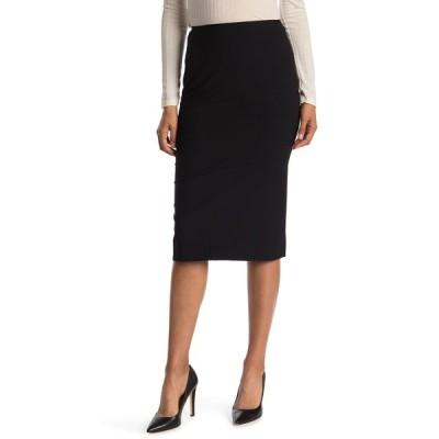 ラファイエットワンフォーエイト レディース スカート ボトムス Priscilla Wool Blend Pencil Skirt BLACK