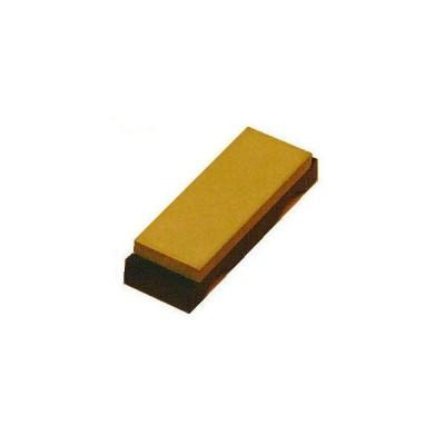 研ぎ補助器付け砥石 台付 仕上 #3000 ナニワ研磨工業 QA-0222