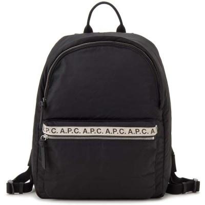 A.P.C. アーペーセー リュック ブラック 黒 PAACLH62107-LZZ バックパック メンズ レディース