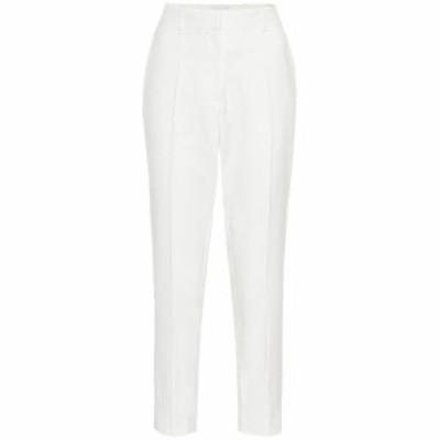 ラシル Racil レディース スキニー・スリム ボトムス・パンツ Aries mid-rise slim pants Ivory