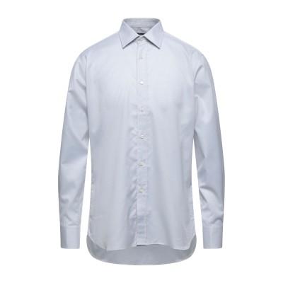 INGRAM シャツ ライトグレー 40 コットン 100% シャツ