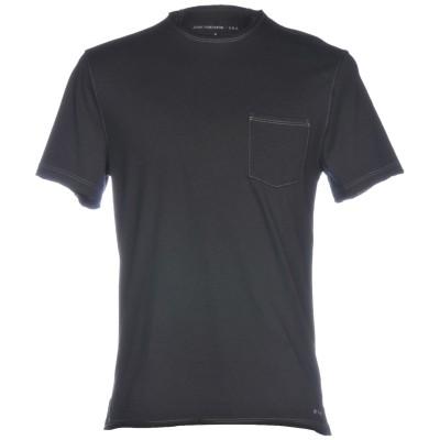 JOHN VARVATOS ★ U.S.A. T シャツ ブラック S 100% コットン T シャツ