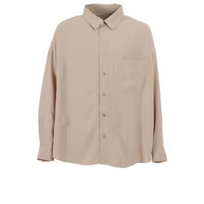 ジョーゼットシャツ 0351051-BEI