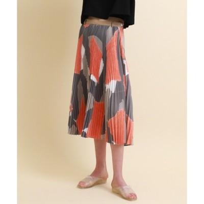 スカート 【mintdesigns(ミントデザインズ)】カラードペーパースカート