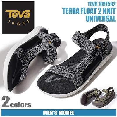 TEVA テバ サンダル テラフロート 2 ニット ユニバーサル 1091592 メンズ アウトドア