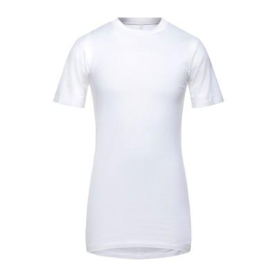 BEN TAVERNITI™ UNRAVEL PROJECT T シャツ ホワイト S コットン 100% T シャツ