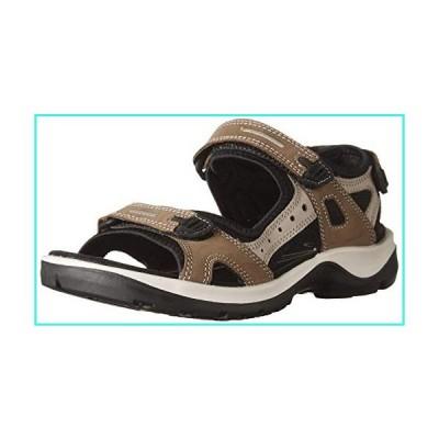 【新品】ECCO Women's Yucatan outdoor offroad hiking sandal, birch, 37 M EU/6-6.5 M US(並行輸入品)
