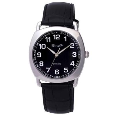【AUREOLE】オレオール メンズ腕時計 SW-579M-1 アナログ表示 日常生活用防水 /1点入り 代引不可